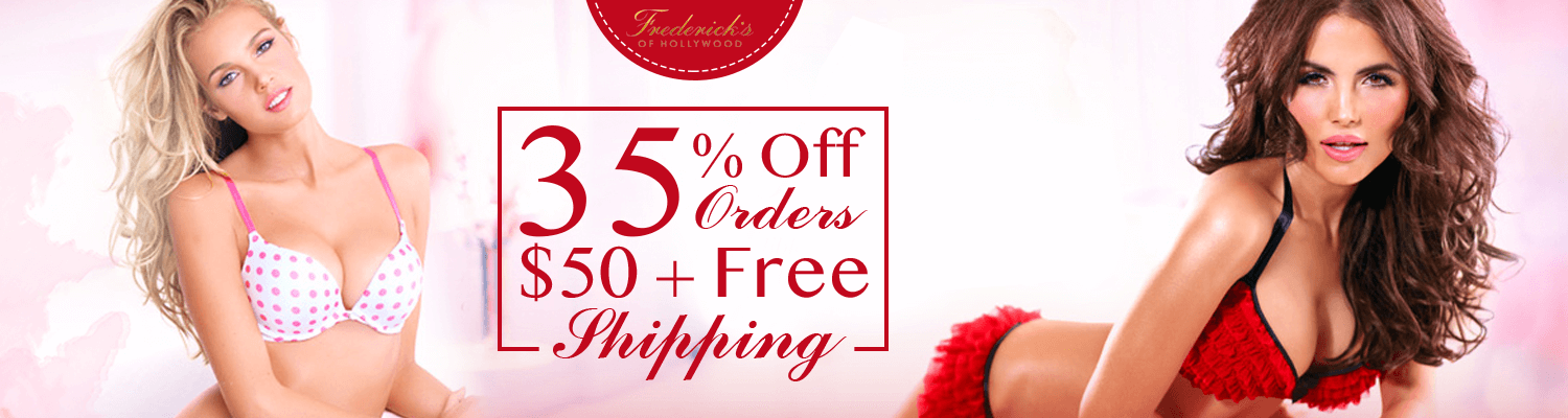 Fredericks Coupon Code